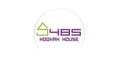 Логотип кальянной Hookah House (Харьков)