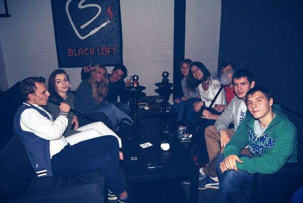 Кальянная Black Loft