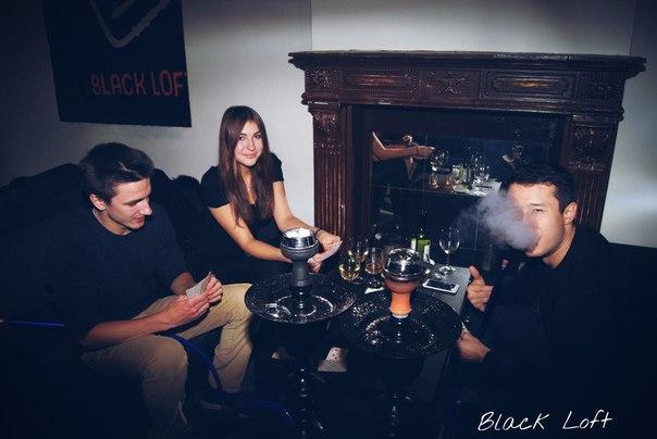 Кальянная Black Loft на Белорусской