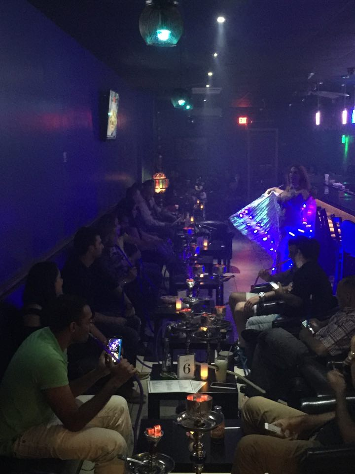 Belly Dencer Chill Sports Bar & Hookah Lounge