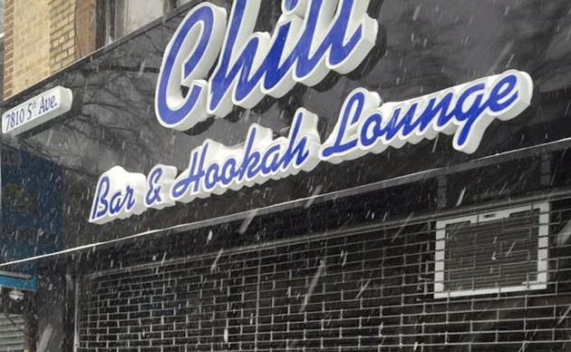 Chill Bar and Hookah Lounge New York