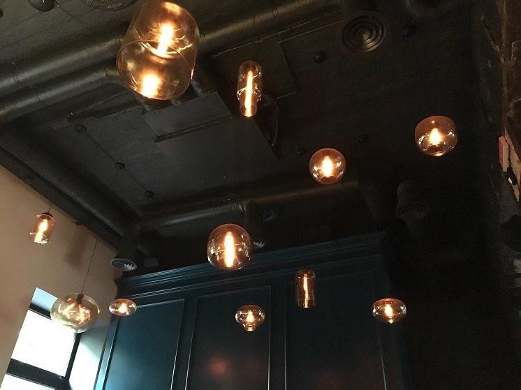 Лампы Эдиссона. Нельзя без них никак. Пар Бар Киев.