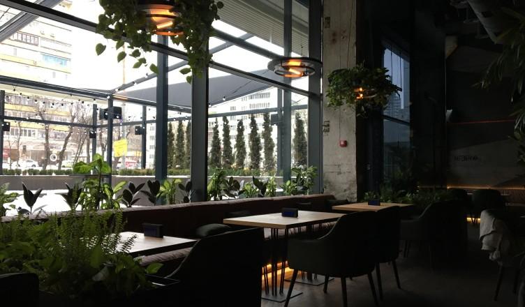 Par Bar 2: посадочные места у окна