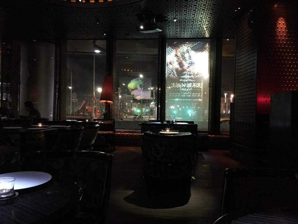 Интерьер Будда-бар в Москве