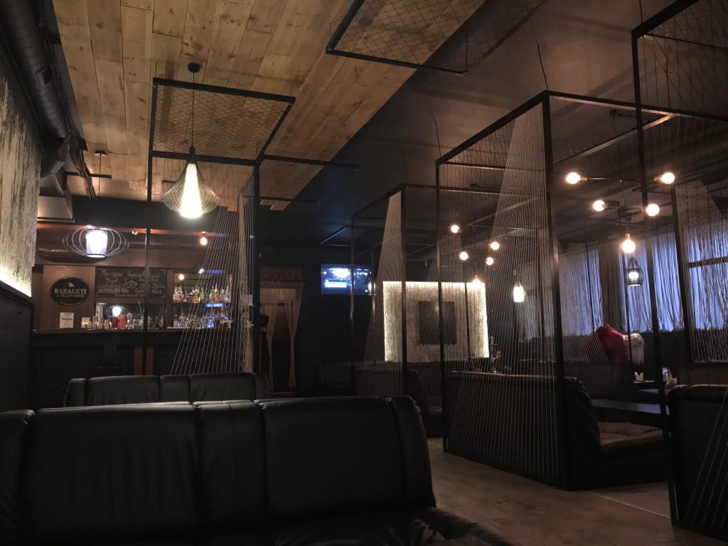Интерьер Narikela Lounge Сабурова