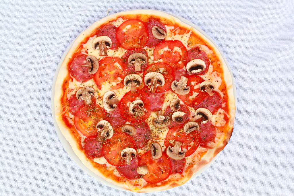 Пицца из меню Loading Bar на Позняках в Киеве