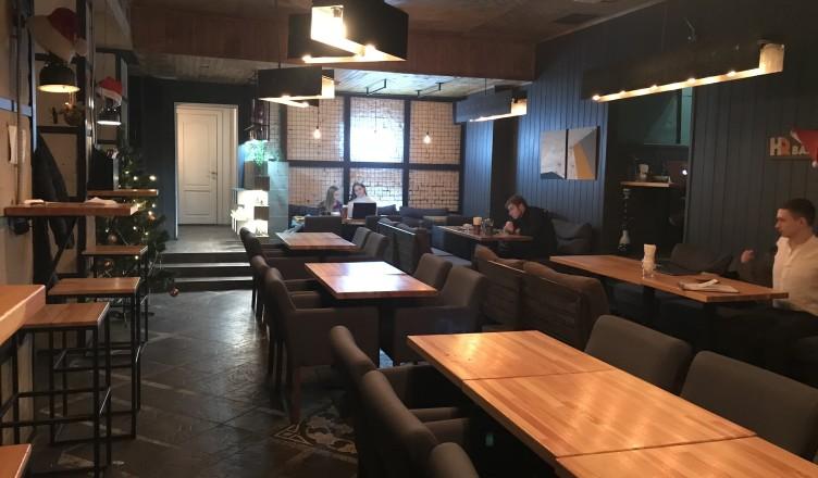 Кальянная HQ Bar на Большой Васильковской в Киеве