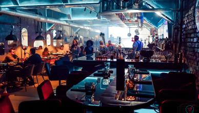 Как Надо - коктейльный бар в Москве