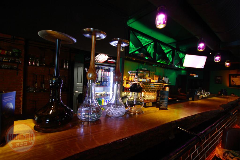 Кальяны в Hardy Lounge Bar на Братиславской