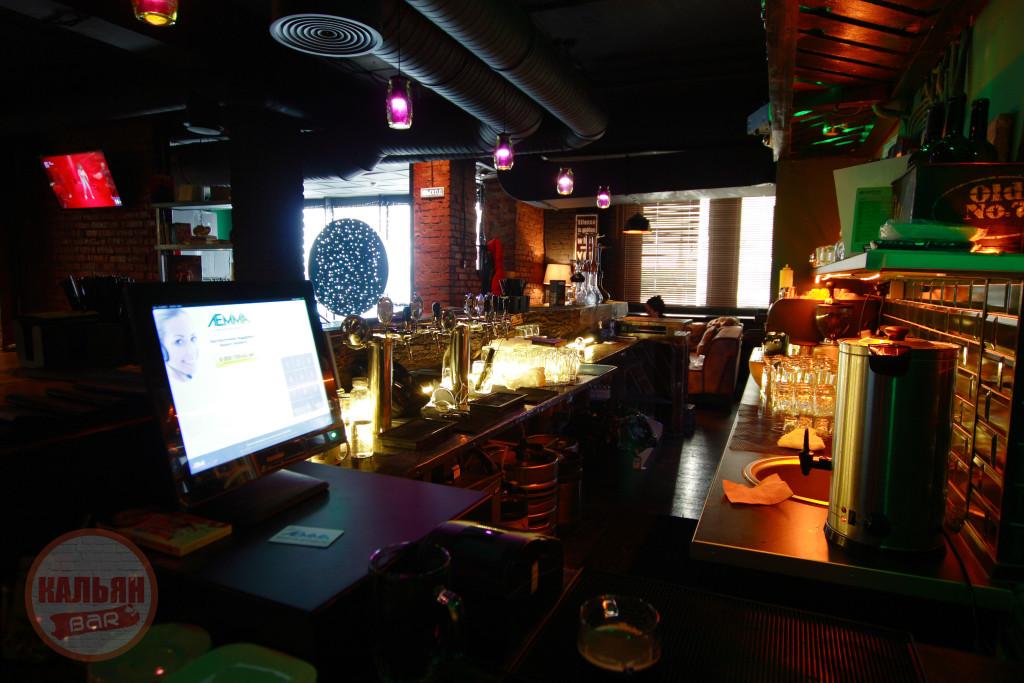 Кухня в Hardy Lounge Bar на Братиславской