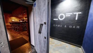 Loft Game & Bar Киев, Лукъяновка