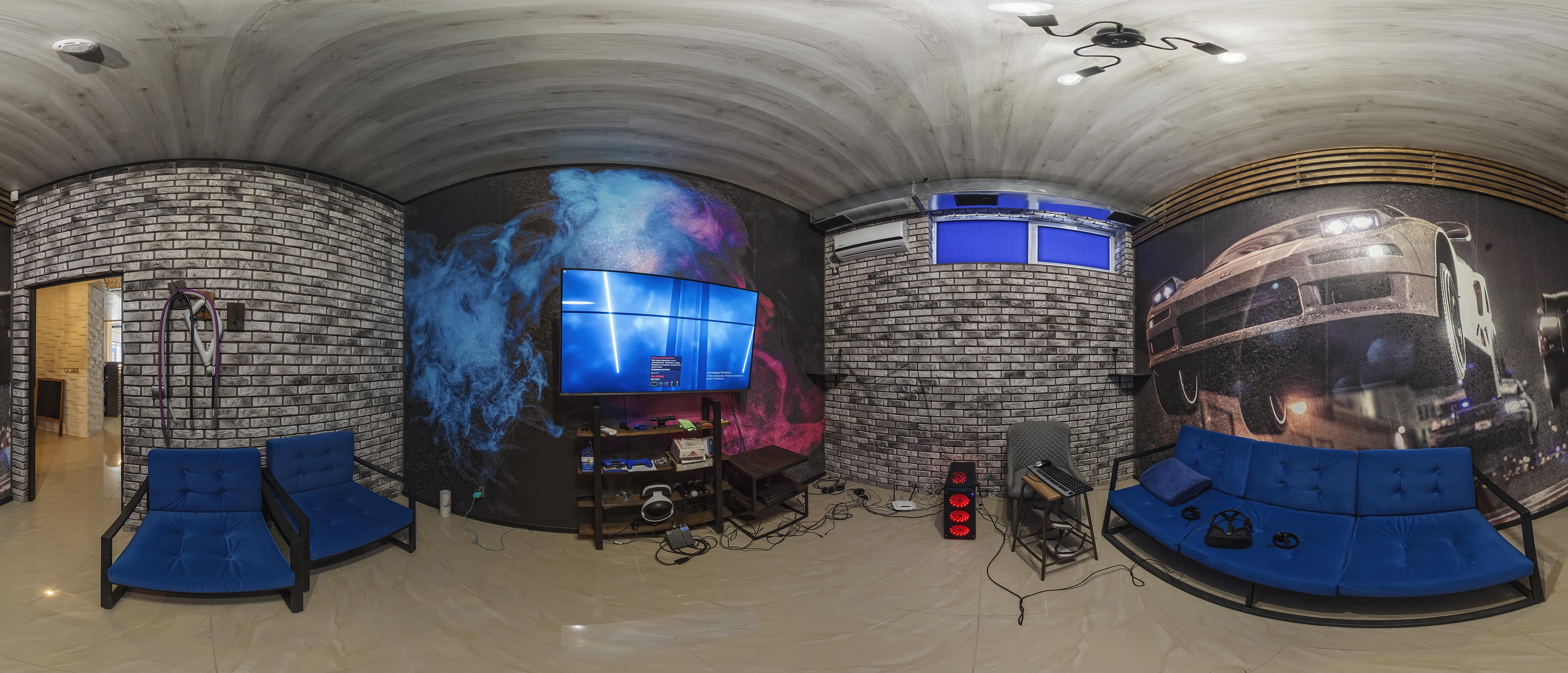 Игровая комната в Муди Бар