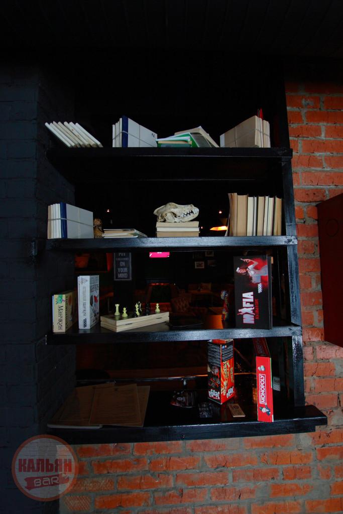 Настольные игры в Hardy Lounge Bar на Братиславской