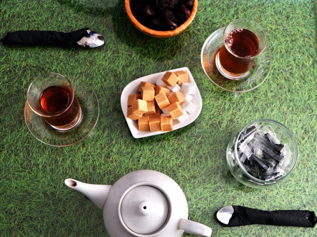 Аппетитная чайная церемония в Опера Лаунж — Коммунарка Москва
