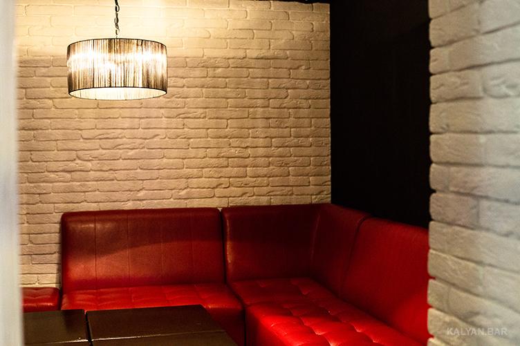 VIP-команата в кальянной Smaha Lounge