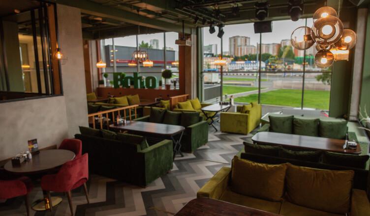 Boho Lounge — изысканная кальянная около м. Селигерская