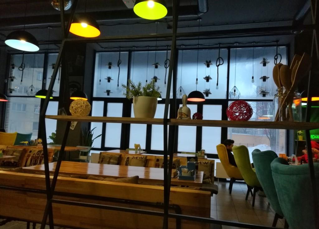 Панорамные окна и декор в Darwin