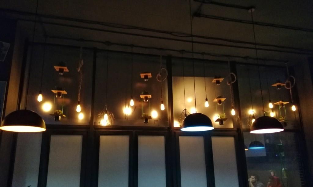 Освещение в Darwin