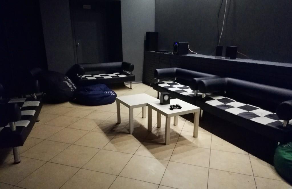 Комната для большой компании в Secret Place