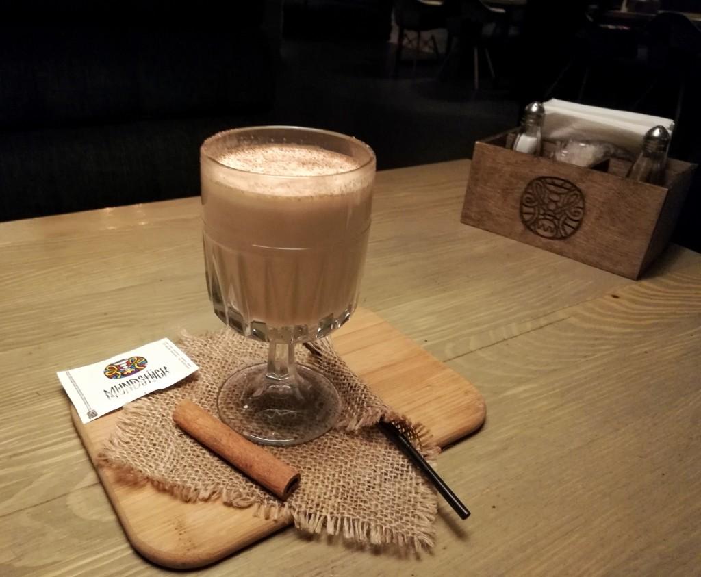 Раф Кофе в Mundstuck