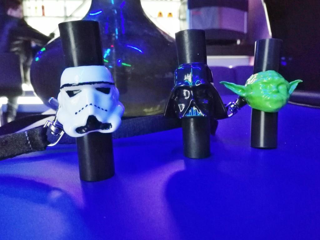 Мундштуки кальянщиков в Papa Vader