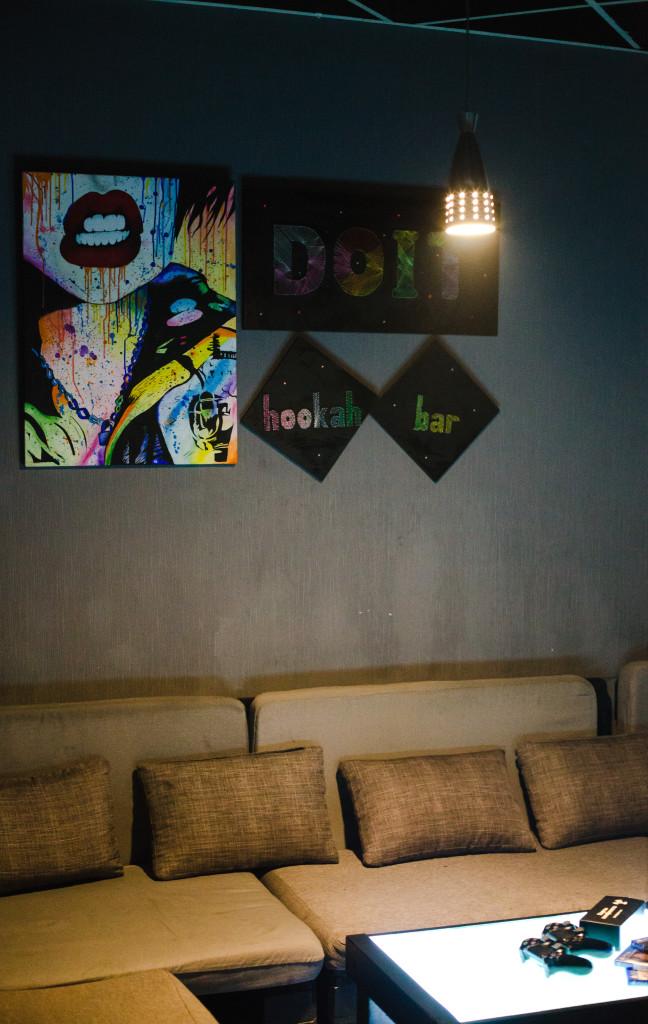 VIP-комната в DoIT Hookah