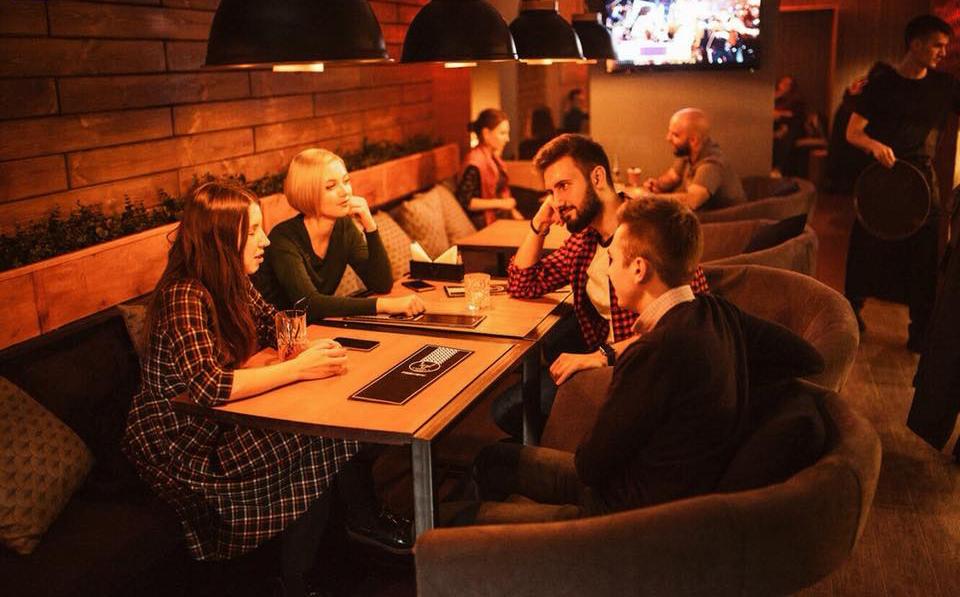 Maral Bar - лаунж и кальянная в центре города