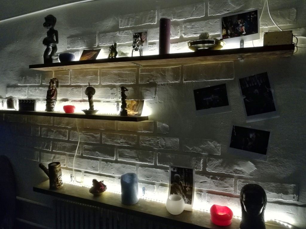 Декор в Shaman Space