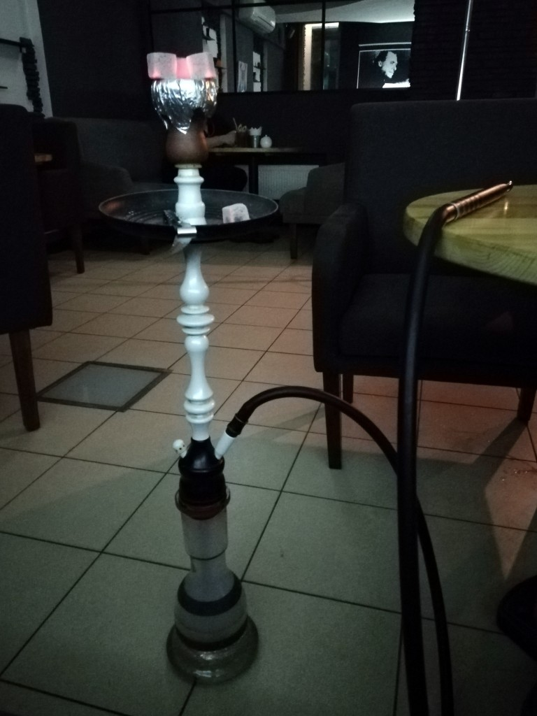 Кальян в Noir Bar and Hookah