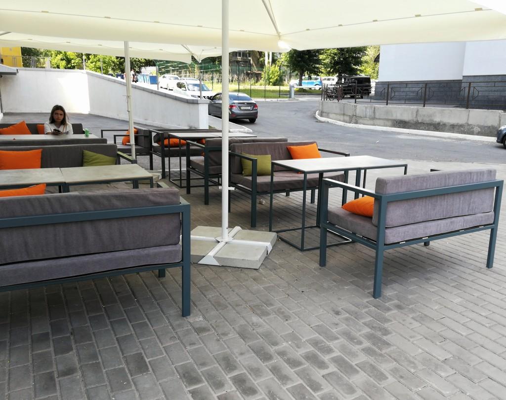 Летняя терраса Мята Pre-Party Bar