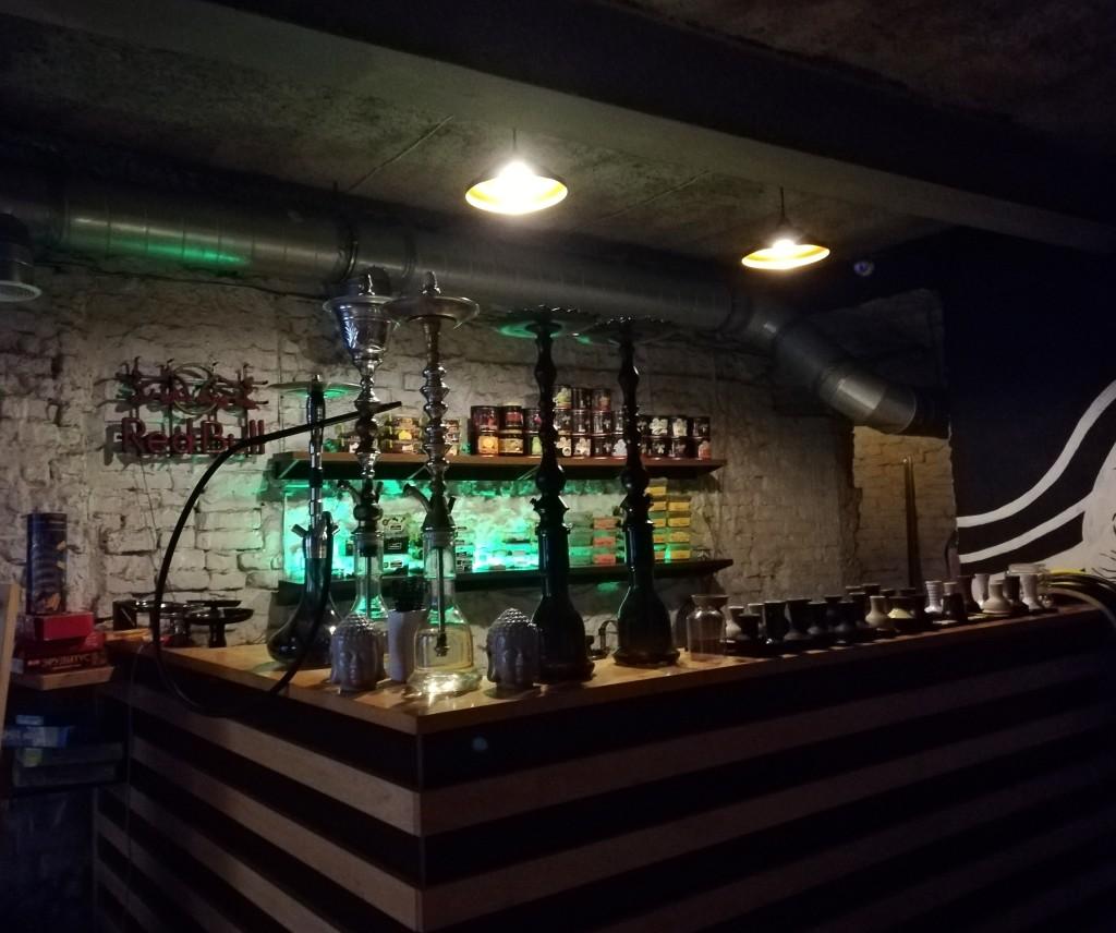 Кальяны в Soft Bar