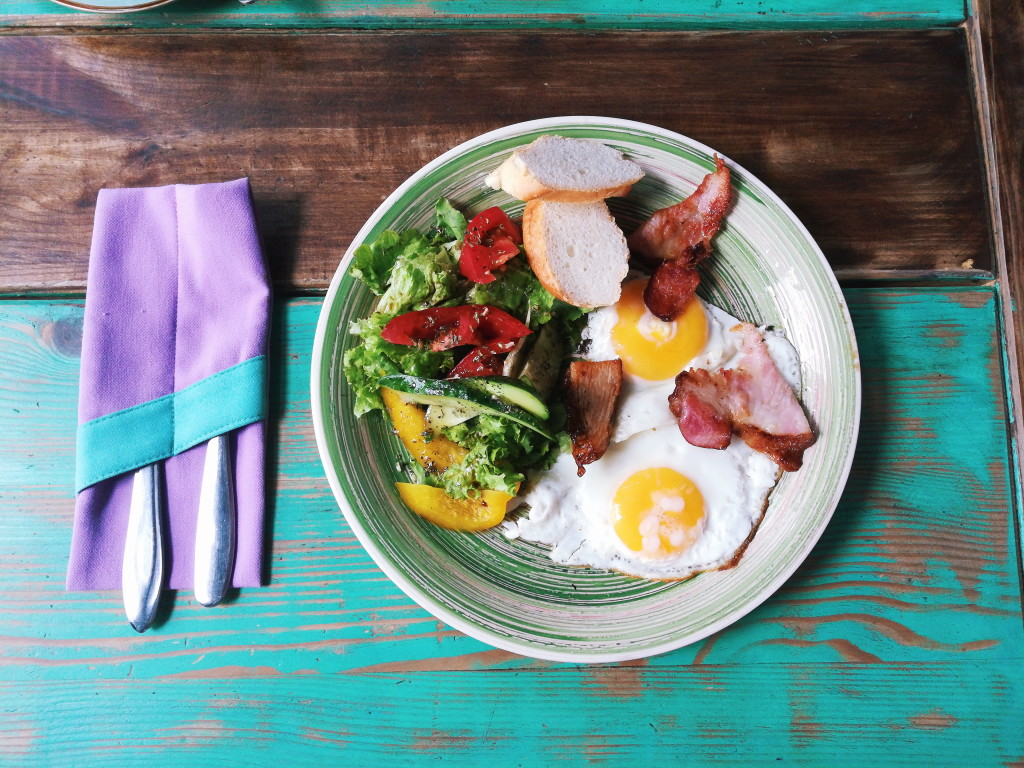 Завтрак в Мечта lounge, цена - 48 грн
