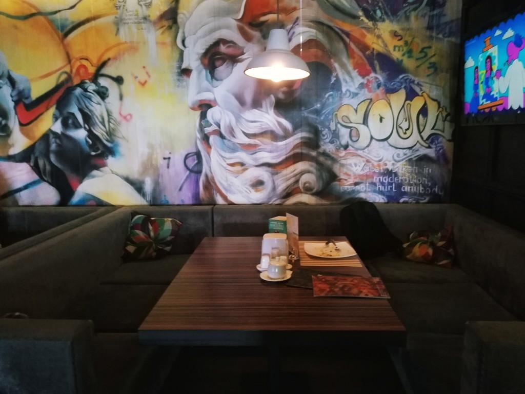 Картина в Sova Bar