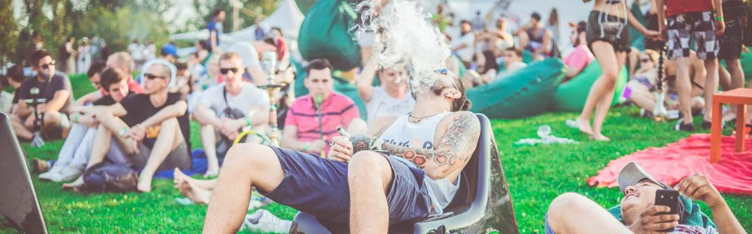 Кальян фестиваль дым