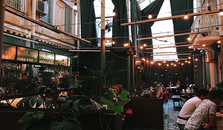 Pink Freud - кальянная и бар на Подоле в Киеве