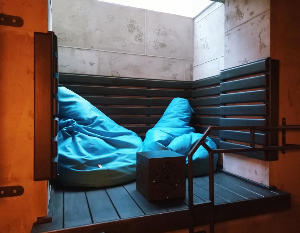 Кресла-мешки в gooDZone lounge