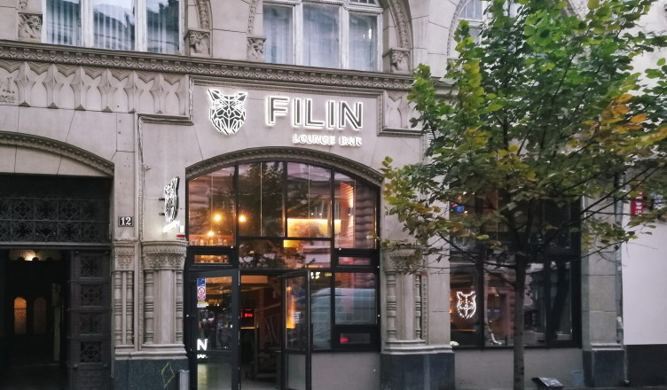 Filin Lounge Bar во Львове