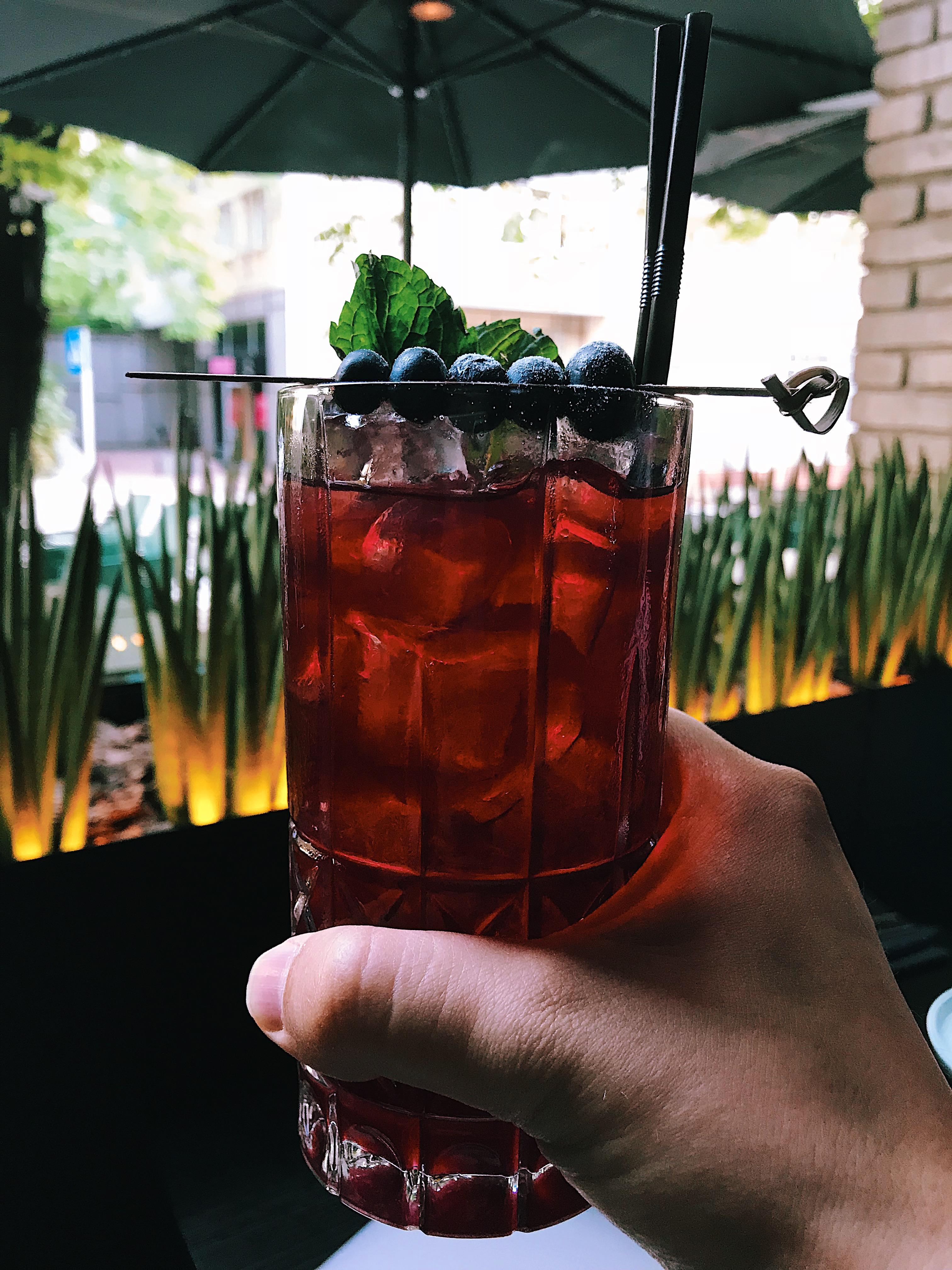 Коктейль Rum 215
