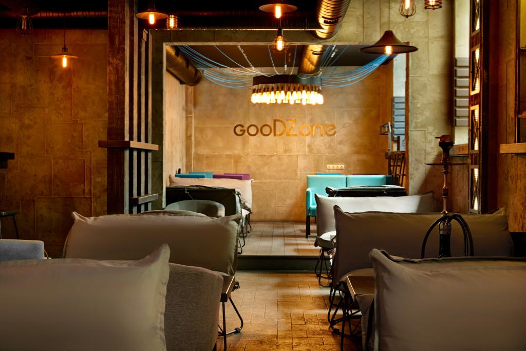 Интерьер в gooDZone lounge