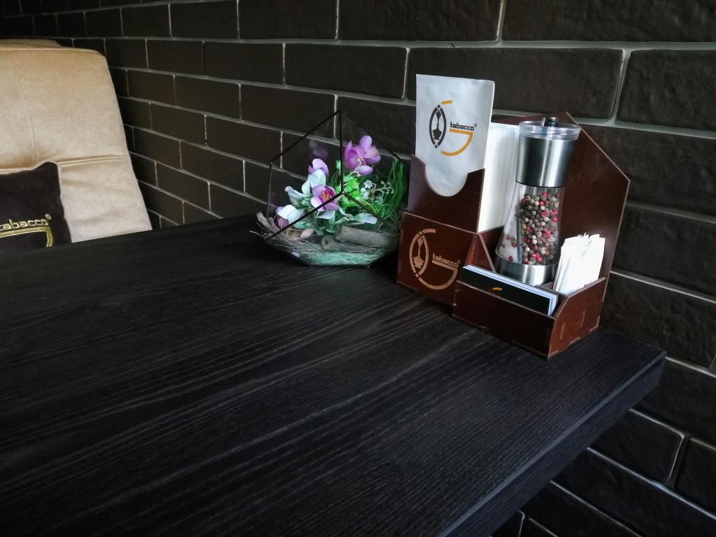 Декор столиков