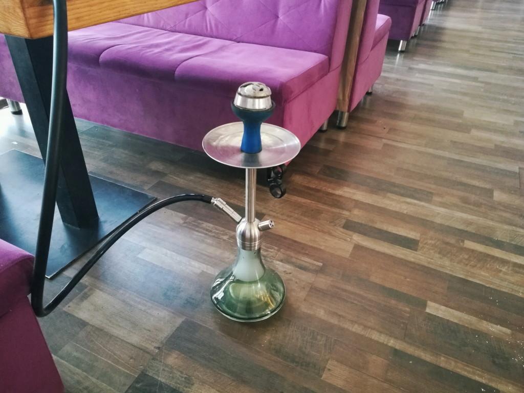 Кальян в Eiffel Lounge