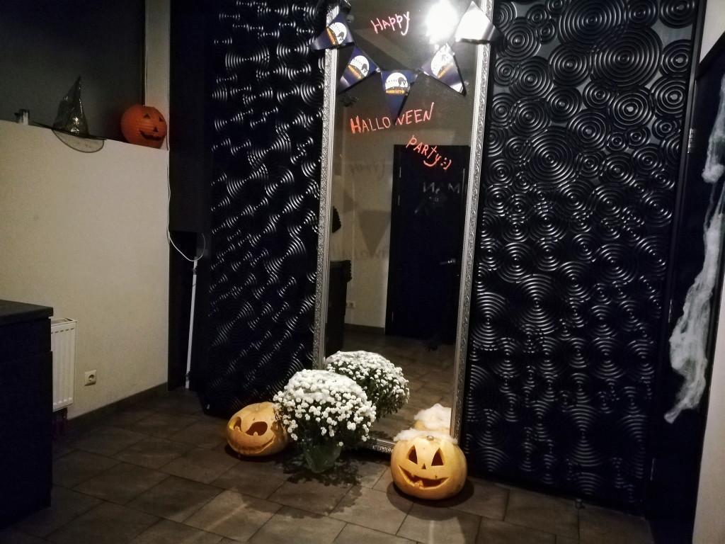 Декор к Хеллоуину в Дунька