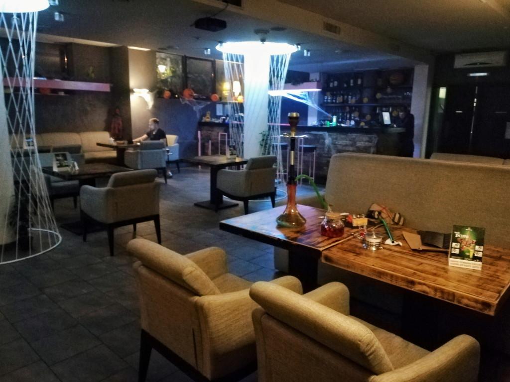 Интерьер в Дунька гастро-бар