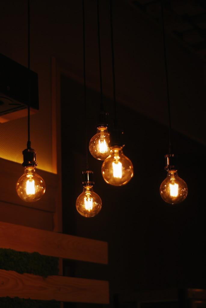 Лампы Эдисона в Overdose