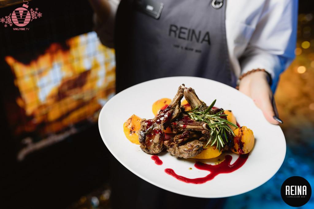 Кухня в Reina