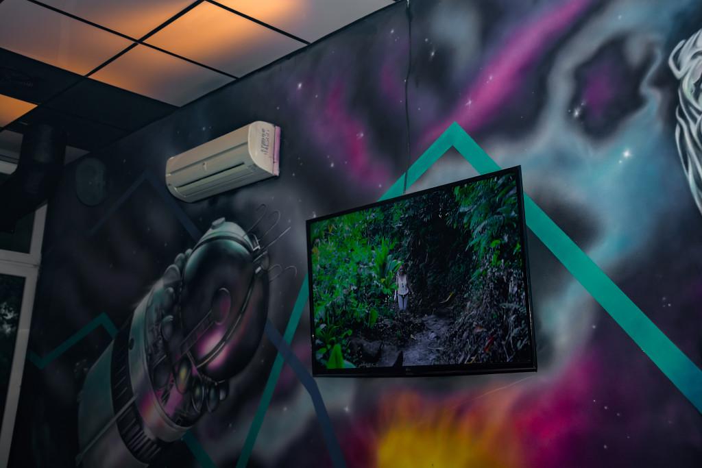 Граффити на стенах: настоящее искусство