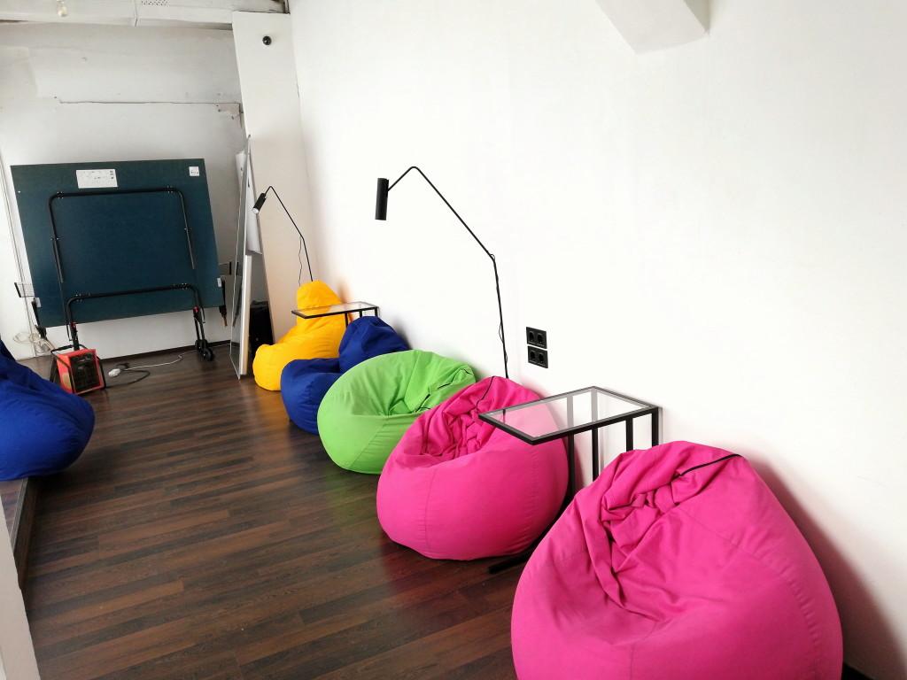 Игровая комната в Шишке
