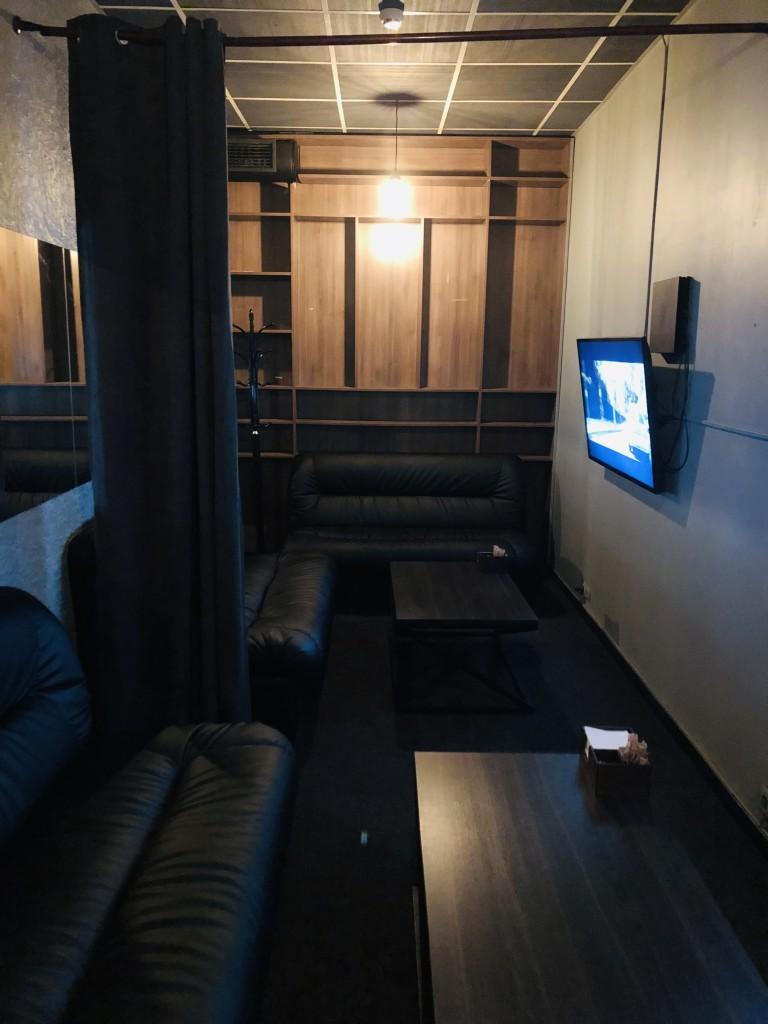 Так выглядят вип-комнаты в Utopia Lounge Bar