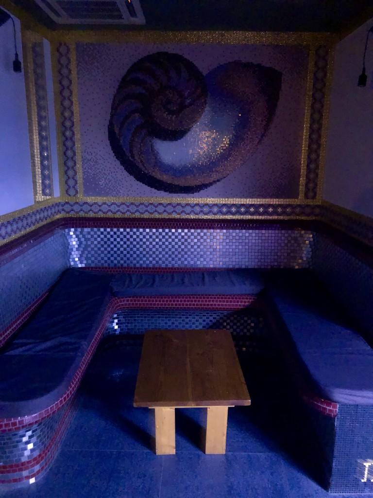 Интерьер зала Harley Lounge Bar