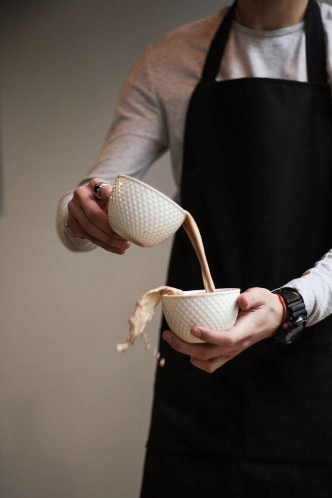 Кофе в Изи Бризи